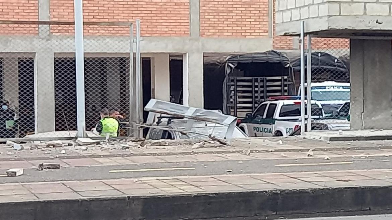 explosion en estacion de policia de cucuta deja al menos 14 heridos laverdaddemonagas.com cucuta 3