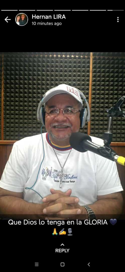 fallecio el reconocido locutor hernan j lira laverdaddemonagas.com hernan j lira2