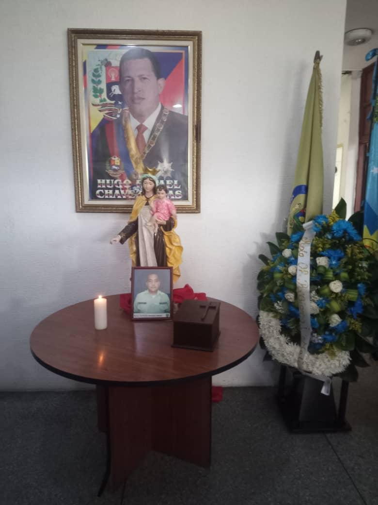 funcionarios de polimaturin rinden homenaje al comisario nestor gonzalez laverdaddemonagas.com whatsapp image 2021 08 18 at 3.14.33 pm
