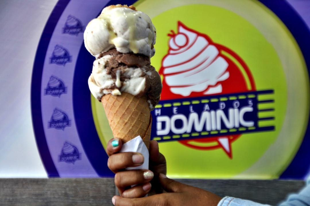 helados dominic abrio su novena sucursal en la cruz laverdaddemonagas.com helados dominic 3