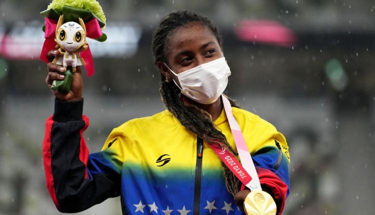Venezuela Juegos Paralímpicos