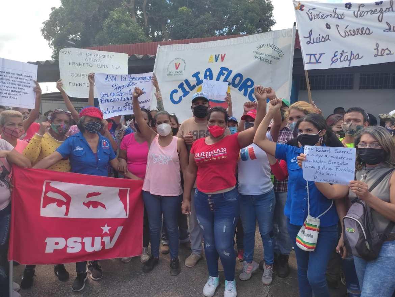 movimientos de viviendos trabajan con planes sociales para fortalecer candidaturas del psuv laverdaddemonagas.com movimiento viviendo 2