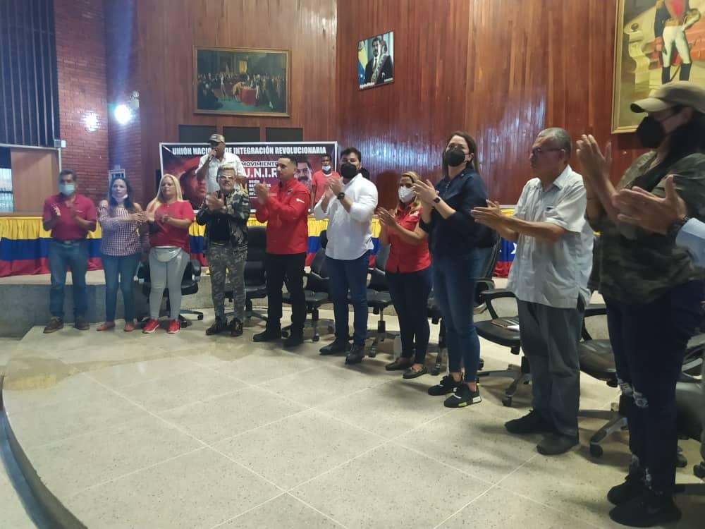 psuv activo comision de dialogo por la paz y la unidad laverdaddemonagas.com maestre 2
