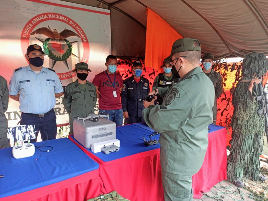 zodi monagas desarrolla curso tactico de drones para formar a tropas militares laverdaddemonagas.com curso tactico de drones 2