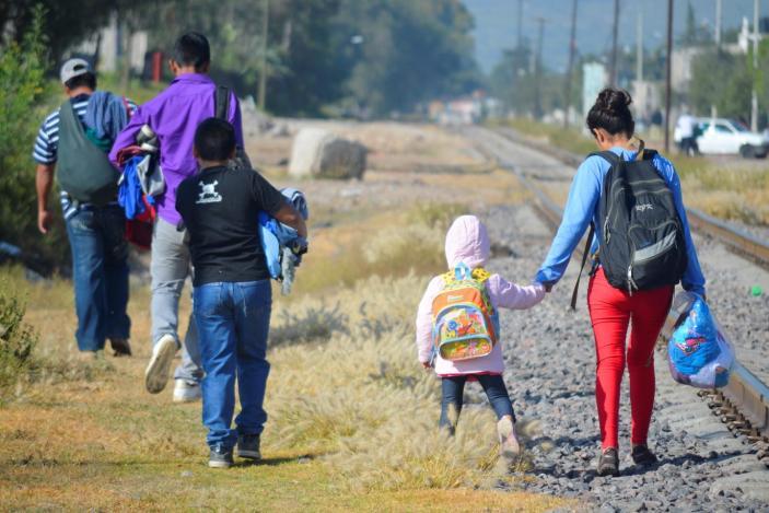 46 mexicanos pierden la vida por la ola migratoria laverdaddemonagas.com migracion1