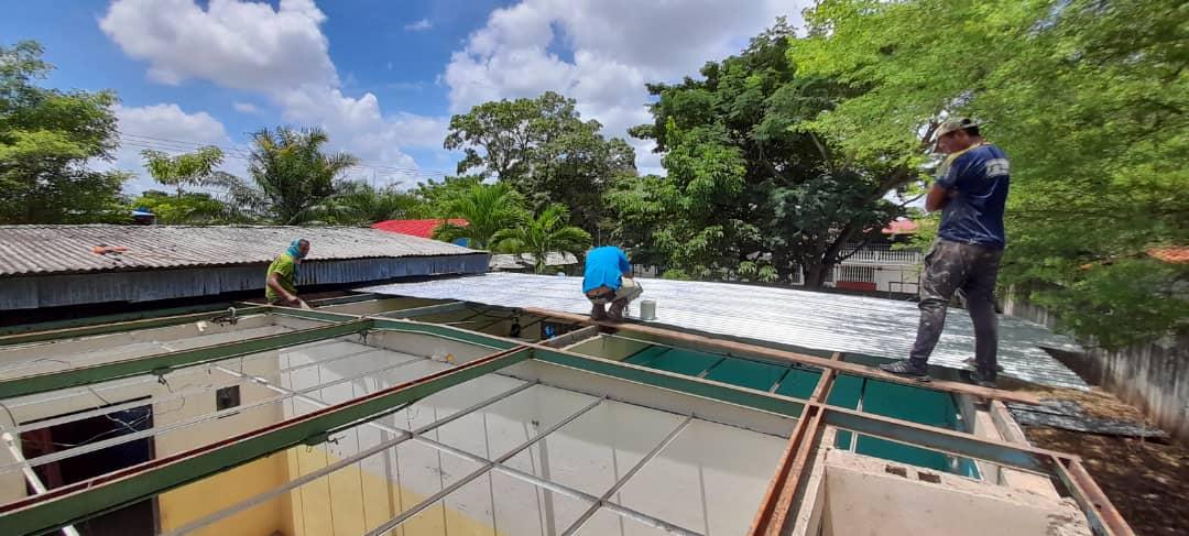 aceleran jornadas de limpieza en instituciones educativas de monagas laverdaddemonagas.com manola3