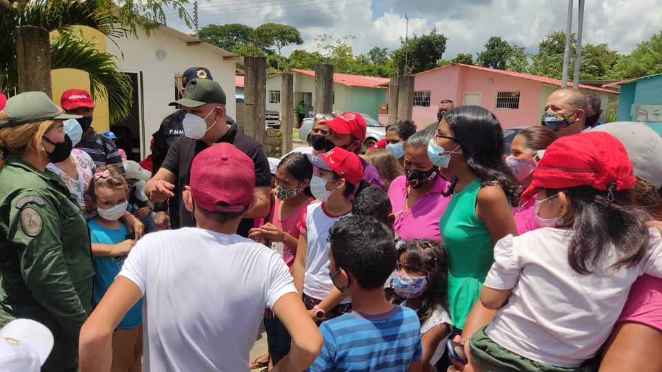 alcaldia de maturin reactivara pozo de agua en la comunidad hugo chavez laverdaddemonagas.com alcalde 3