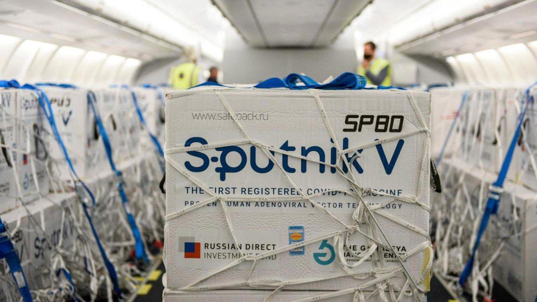 despachan lote de sputnik v desde moscu a venezuela laverdaddemonagas.com sputnik 1