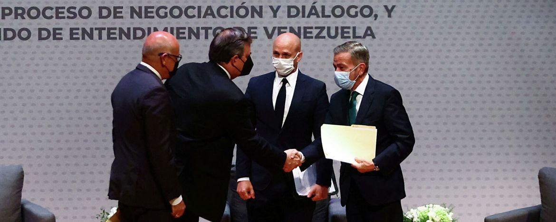 gobierno de venezuela y oposicion establecen acuerdos parciales laverdaddemonagas.com acuerdo 1
