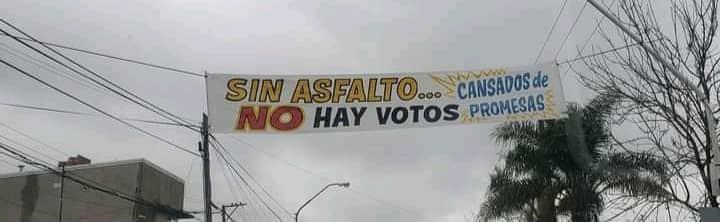 huecos en via publica de tipuro ii se tragan los vehiculos laverdaddemonagas.com sin asfalto