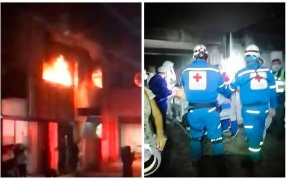 incendio en hospital de colombia deja dos muertos y mas de 250 pacientes evacuados laverdaddemonagas.com untitled collage 38524204 20210912201840