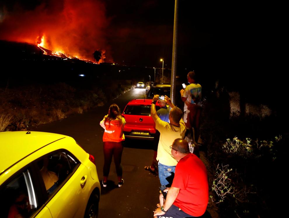 la palma se prepara para explosiones y gases nocivos al llegar la lava al mar laverdaddemonagas.com 6147c1bf26798