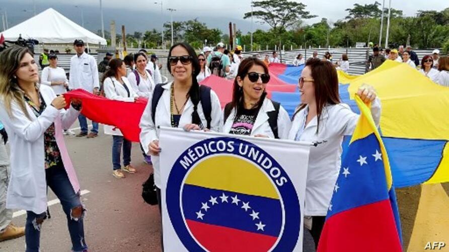 medicos venezolanos piden declarar estado de emergencia por variante delta laverdaddemonagas.com medicos unidos