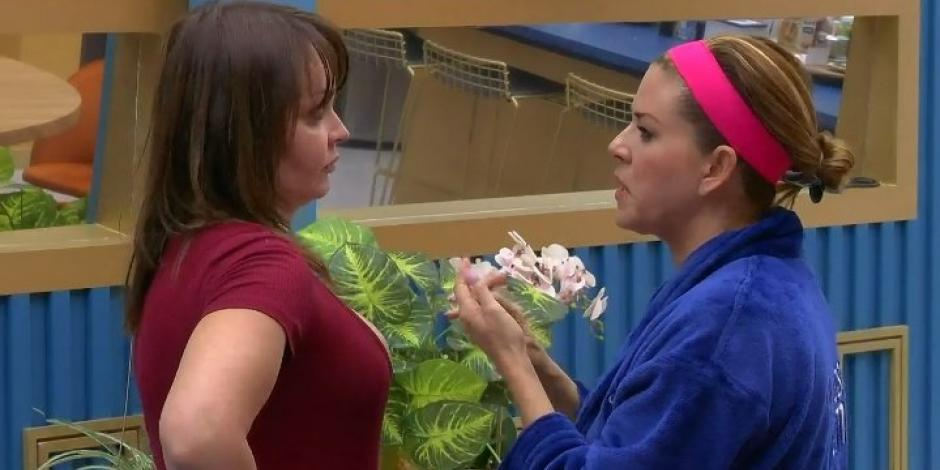 Mira el encontronazo entre Alicia Machado y Gaby Spanic