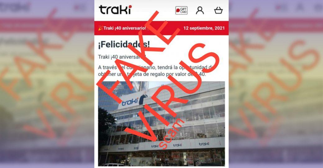 pila mensaje falso de traki difundido por whatsapp es un virus laverdaddemonagas.com fake virus scam 1040x541 1