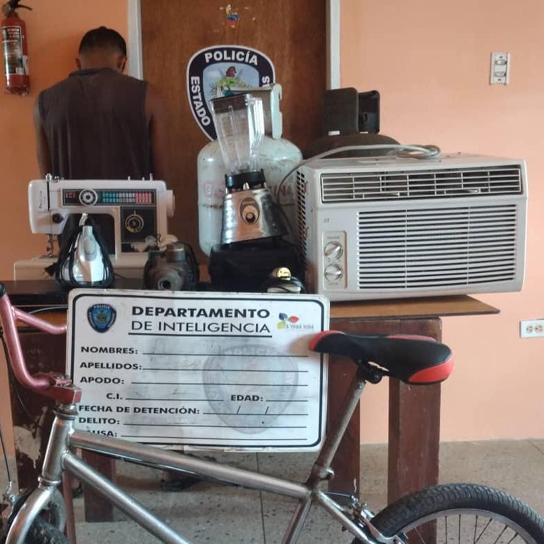 polimonagas detuvo a alias el gogo en los cortijos laverdaddemonagas.com whatsapp image 2021 09 12 at 8.10.10 am