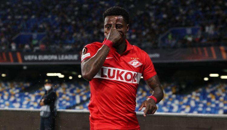 Napoli cayó en casa ante Spartak