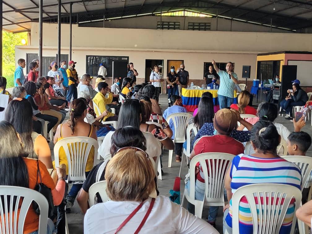 unidad democratica en libertador uracoa y sotillo tiene estructuras juramentadas para rescatar a monagas laverdaddemonagas.com piero3
