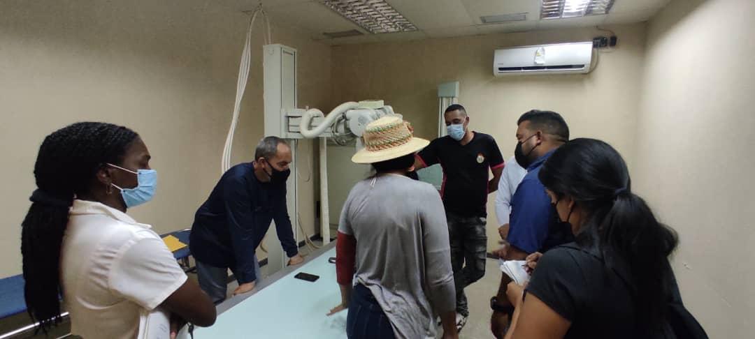 daniel monteverde supervisa servicios medicos en cedeno laverdaddemonagas.com daniel 2