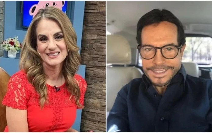 Tv Azteca: the controversial video that led to the judged Pepillo Origel and Flower Blonde
