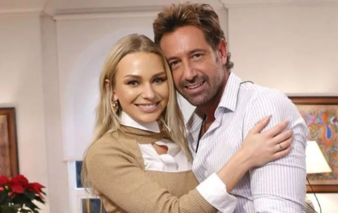 Gabriel Soto met with the Russian family of Irina Baeva How was it?/Photo: MSN