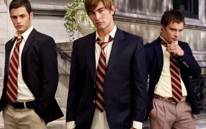Gossip Girl: 13 years after the premiere, this actor has not changed I Amazing!
