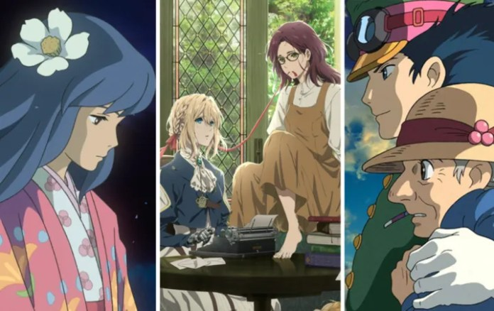 Netflix: ANIME Series and movies from Studio Ghibli to arrive in April