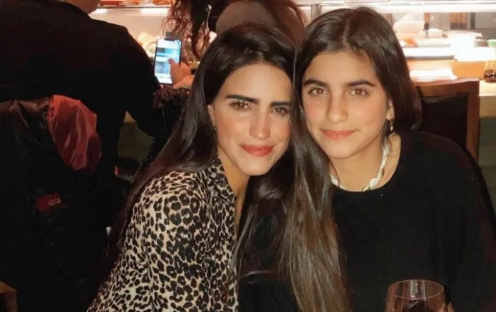 Barbara de Regil is already tired of wondering about the real father of her daughter/Photo: Who