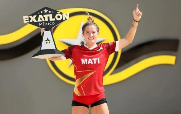 Exatlón TV Azteca: this is what you did not know of Tilly, the winner of the third season/Photo: TV Azteca