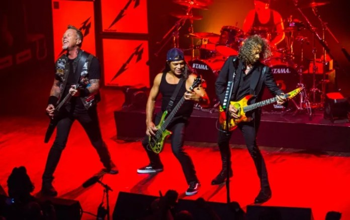 Metallica will share ALL your gigs on social networks during quarantine
