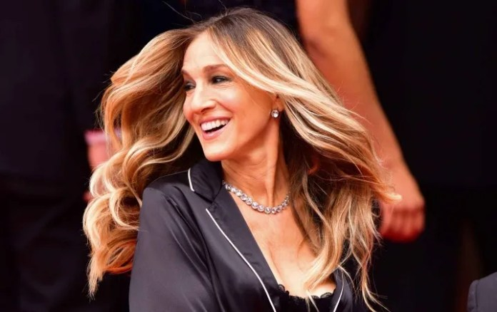 Sarah Jessica Parker arrives at the age of 55 as a fashion icon