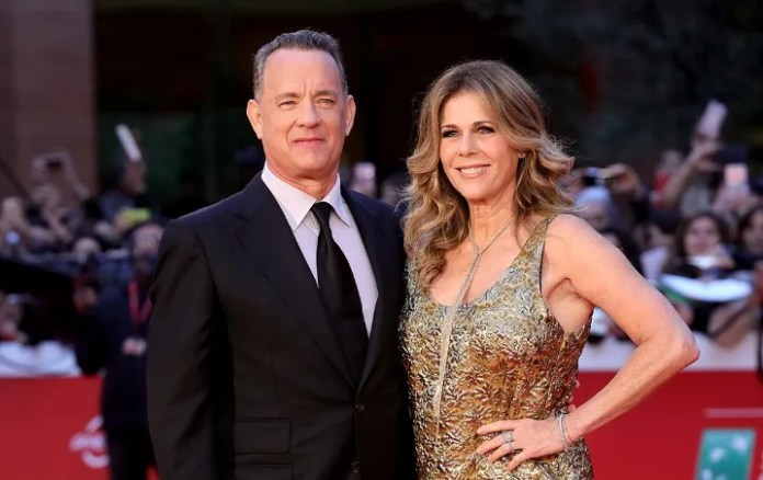 Tom Hanks and Rita Wilson back in the united States after recovering from COVID-19