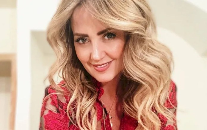"""Andrea Legarreta shared hard message on Instagram: """"we are Not chairos or fifis"""""""