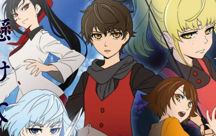 ANIME: Tower of God Crunchyroll Originals have an opening in the style K-Pop