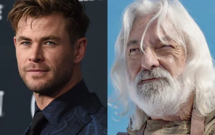 Chris Hemsworth says goodbye to Andrew Jack, actor from Star Wars who died for COVID-19