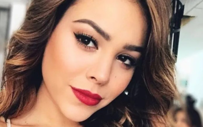 It languages dear! Danna Paola surprises with funny song in English