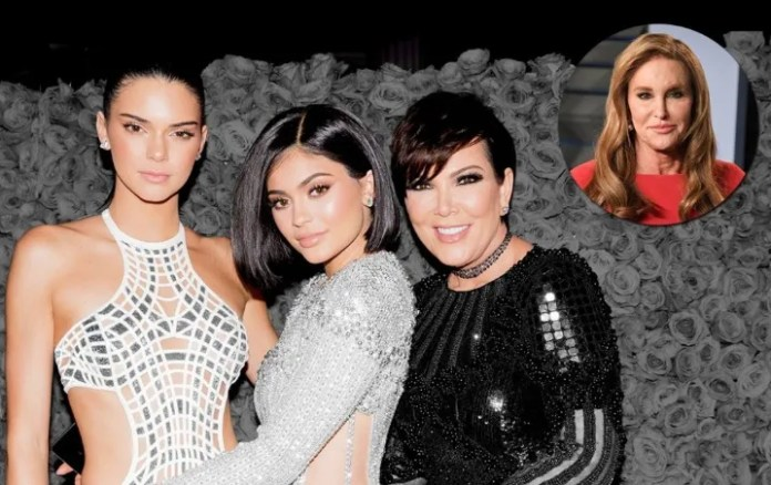 Kylie Jenner exposes details about the ancient relationship between Kris and Caitlyn