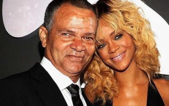 Dad of Rihanna survived the Covid-19 with the help of the singer