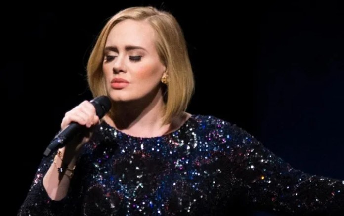 Actress, American Horror Story explodes for it to be compared with Adele