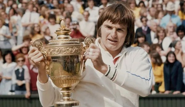 Jimmy Connors.