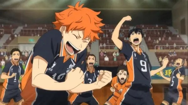 With several seasons, Shouyou Hinata in Haikyuu has gained a lot of popularity
