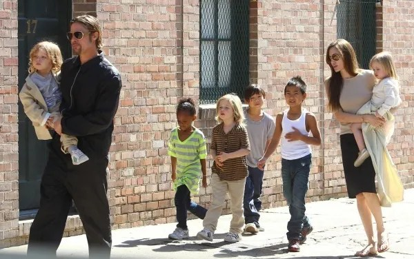 Maddox, son of Angelina Jolie never wanted to cast Brad Pitt in it INDIGNANT from the wedding!