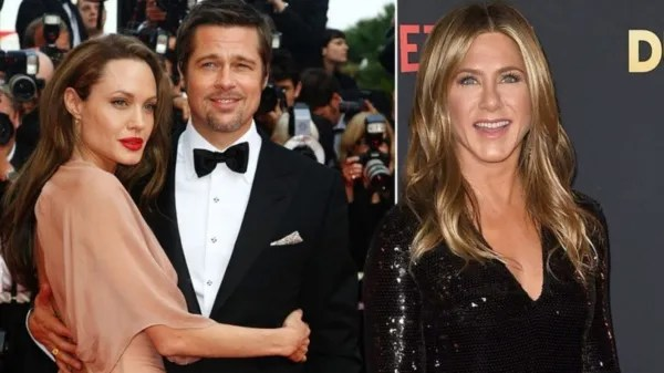 It has been rumored that it was Angelina the cause of the separation between Brad and Jen/Photo: Asere