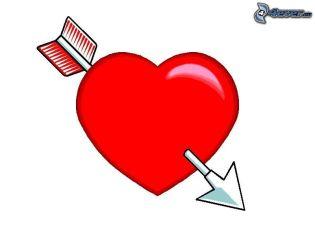 corazon y cupido