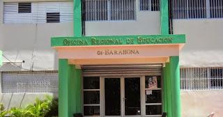 BARAHONA: Directora regional de educación aclara butacas serán reparadas