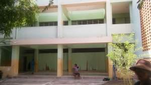 UASD EDIFICIO B. ENRIQUILLO