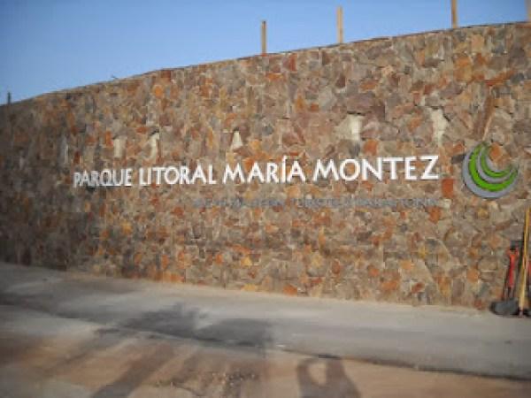 PARQUE LITORAL MARIA MONTEZ