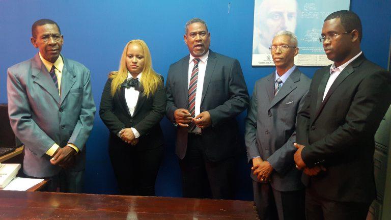 BARAHONA: Posesionan nueva procuradora; Fiscalía reconoce a Bolívar