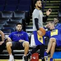 Los Warriors paran entrenamientos por 2 positivos de covid-19