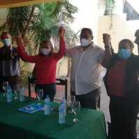 BARAHONA: Dalcia Bello recibe apoyo de ex candidatos al CARD, Luis Terrero y Yunay